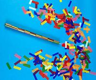 Flutter Fetti Colorful Confetti
