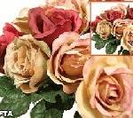 Crafta Artificial Roses Bouquet