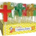 Enjoy Cross Pops from Scripture Candy