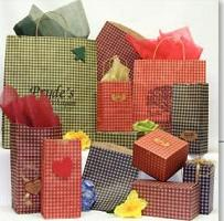 Gingham Collection From Jim Allen Packaging