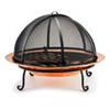 Warm Up With Copper Fire Pits