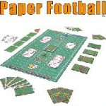 """""""Paper Football"""" Board Game"""