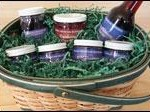 Blueberry Gourmet Gift Baskets