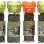Melissa's Gourmet Food Organic Spice Grinders