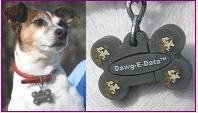 Pet Safety Data Tag