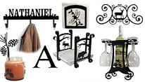 Home Accents from Village Wrought Iron