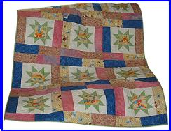 Baby Quilts from Babies Love Them
