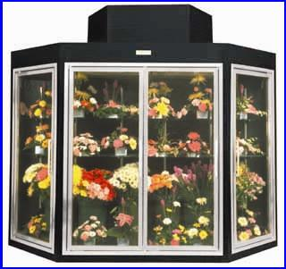 Floral Coolers from Bush Refrigeration