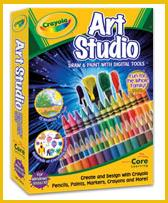 Crayola Art Studio from Core Learning