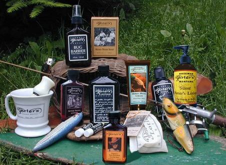 Natural Skin Care Products from Porter's Lotion