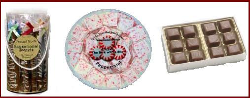 Gourmet Candy from Sensational Sweets