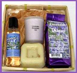 Organic Personal Care Products & Gift Sets