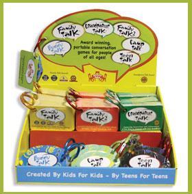 Educational & Portable Conversation Games