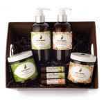 Organic Chocolate Skin Care Products