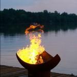 Outdoor Fire Pits from FirePitArt.com