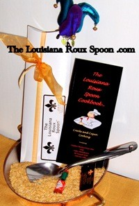 Gift Sets From The Louisiana Roux Spoon