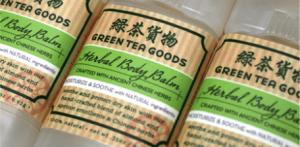 Green Tea Goods