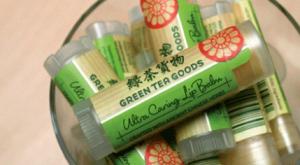 Green Tea Goods Lip Balm