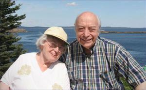 Harry & Ruth of Kalish Finest Brushes