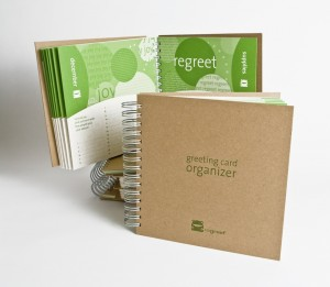 reGreet Greeting Card Organizer