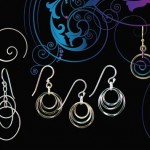 Dangling Silver Earring Collection