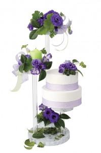 Floral Party Riser