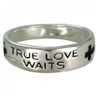 True Love Waits Ring
