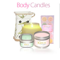 Healing Body Candles