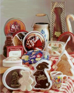 Holiday Theme Gourmet Candy & Fudge