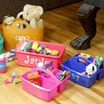 Customizable Storage Containers