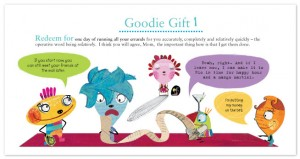 Fun Gift Ideas with Goodie Books