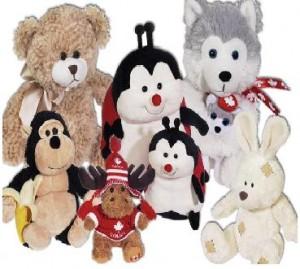 Fun Wholesale Plush Animals