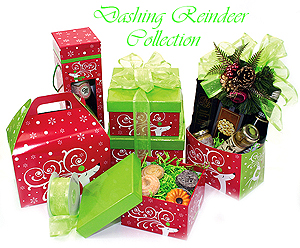 Christmas Gift Containers