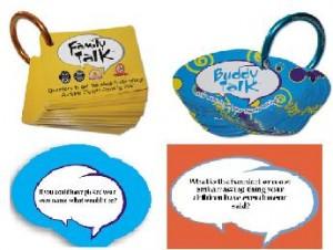 Conversation Card Game