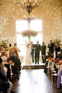 Wedding Flutter Fetti
