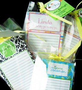 Adorable Personalized Notepads
