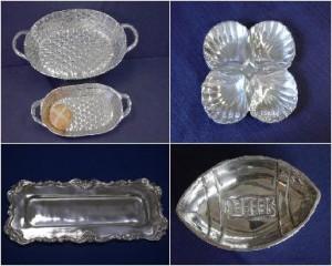 Pewter Kitchen Servingware