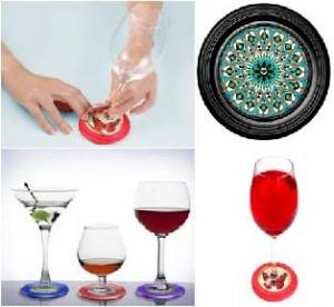 Unique Beverage Coasters