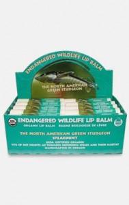 Endangered Wildlife Lip Balm