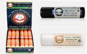 Organic Lip Balm & Salves