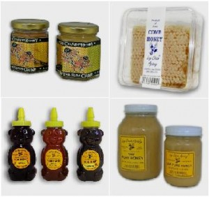 Delicious Honey Products