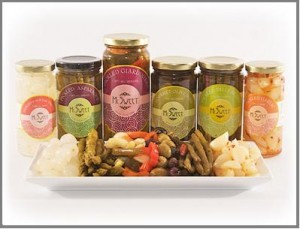 Pickled Gourmet Food