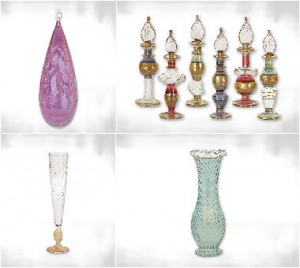 Gorgeous Glass Home Accents