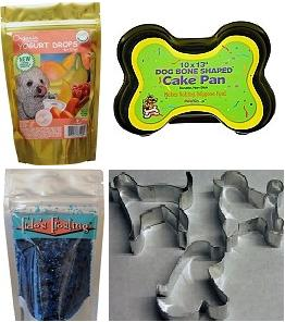 Dog Treats & Supplies