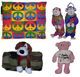 Fun Blankets & Plush