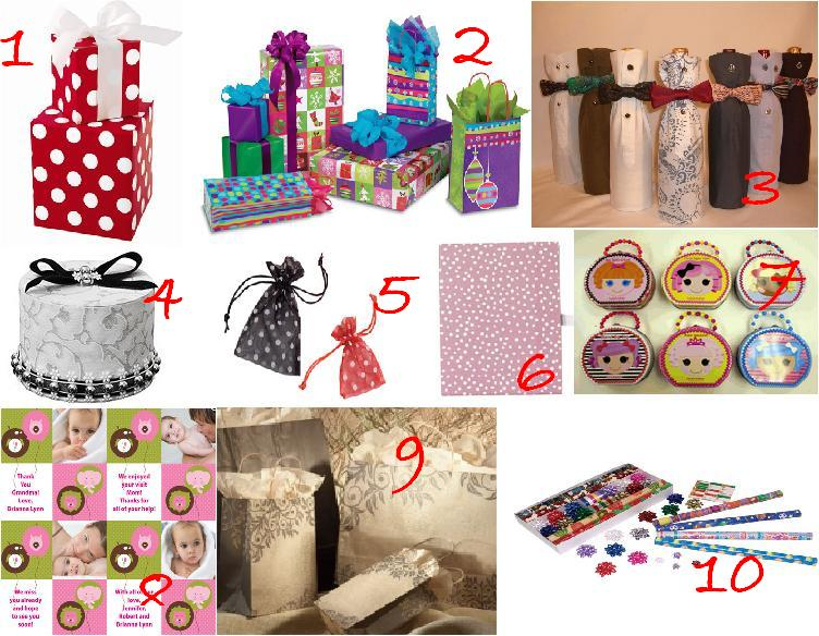 Christmas Gift Wrapped Boxes Christmas Gift Wrap From