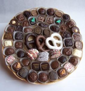 Assorted Chocoalte Truffles