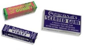 Candy, Mints & Gum