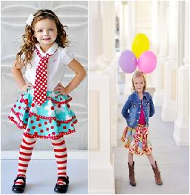 Fashionable Dresses & Skirts