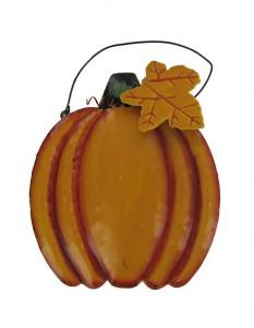 Tin Pumpkin Closeout